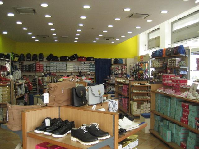 calzature torino piediluna interno negozio